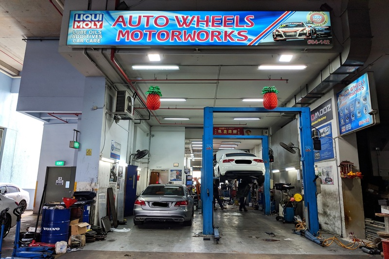 Auto Wheels Motorworks