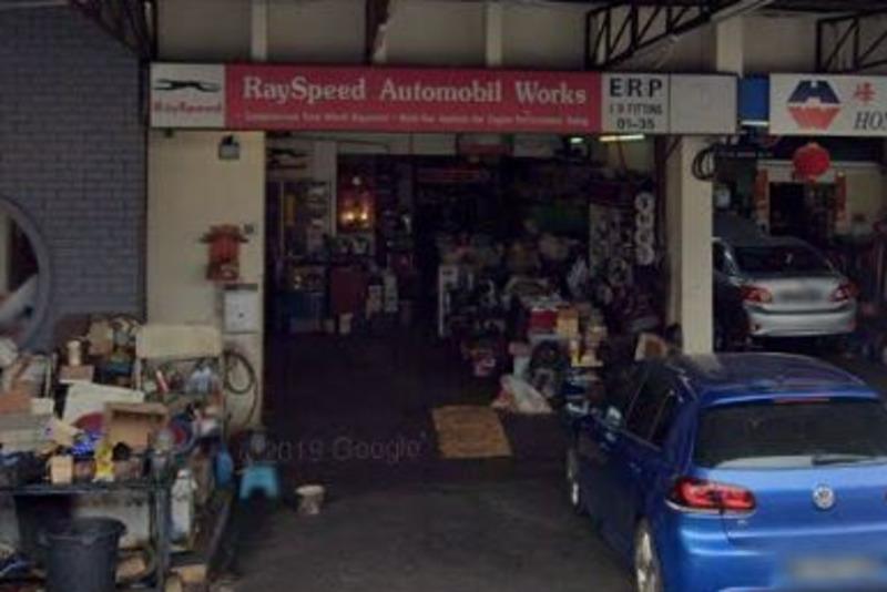 RaySpeed Automobil Works