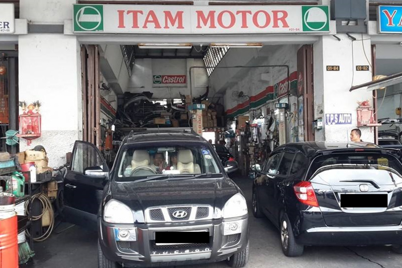 Itam motor