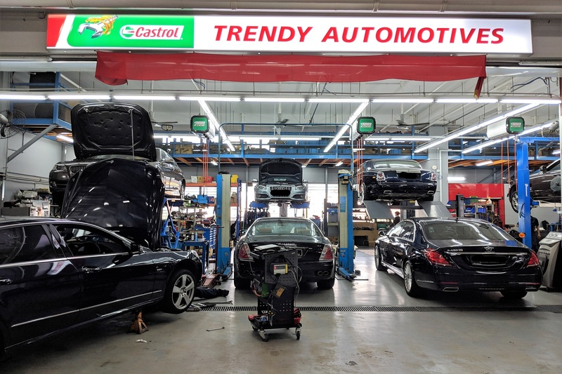 Trendy Automotives