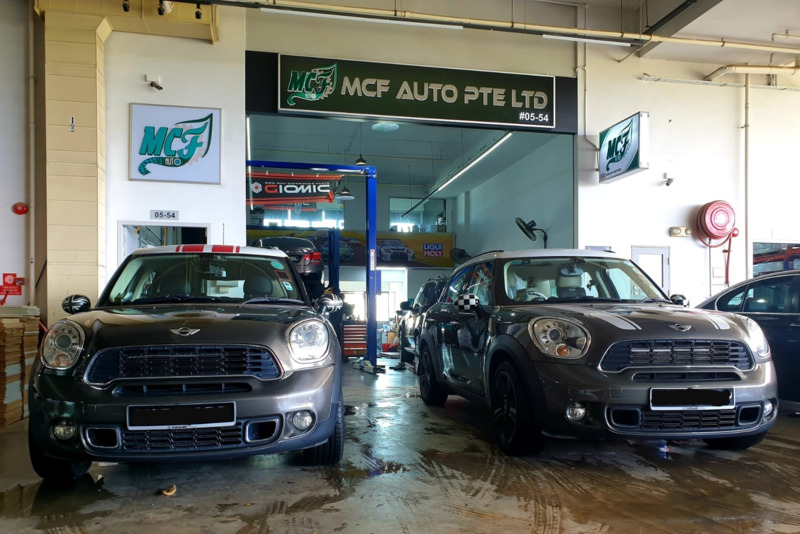 MCF Auto