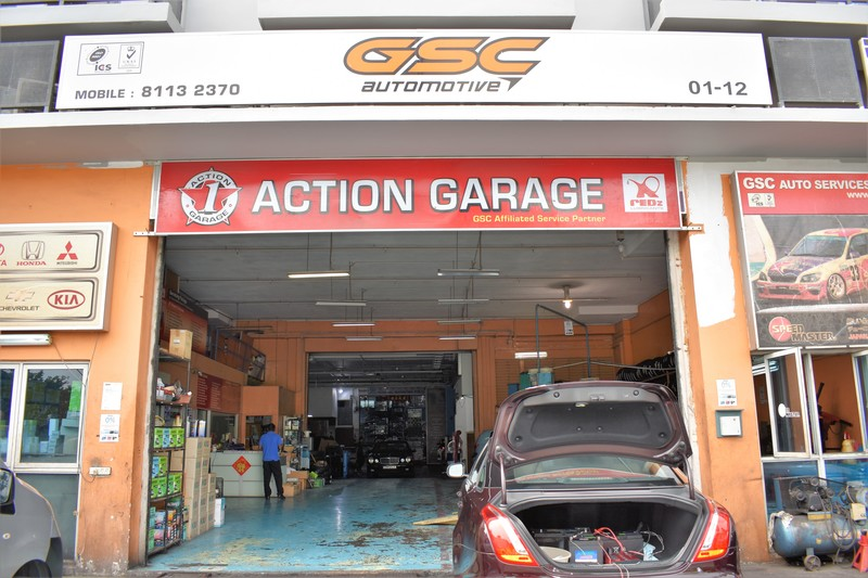 Gsc automotive