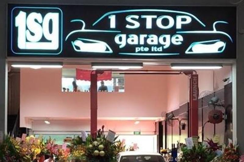 1stop garage