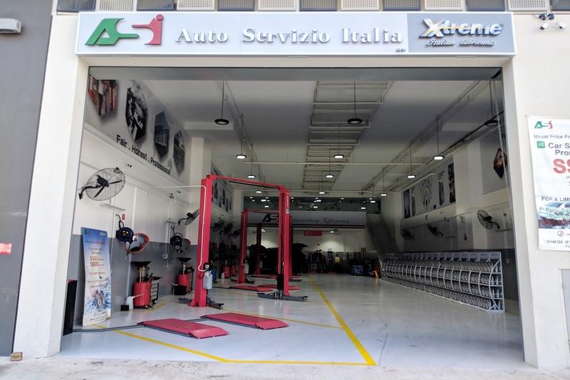 Auto Servizio Italia (ASI)