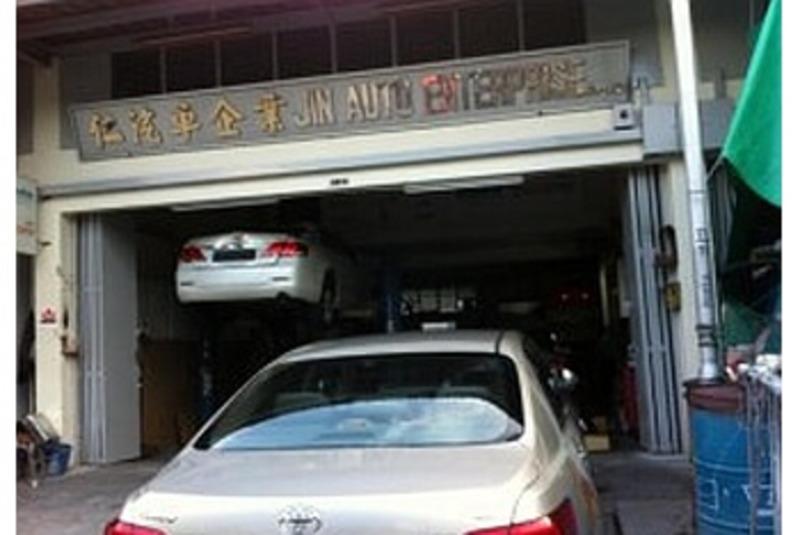 Jin auto services