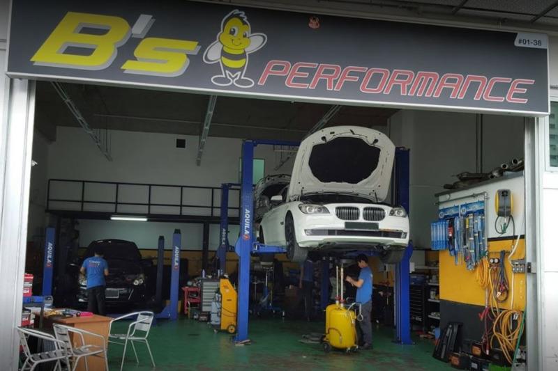 B's Performance