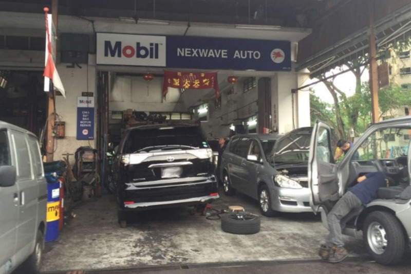 Mobil1 5W40 Servicing Package (Asian Car)