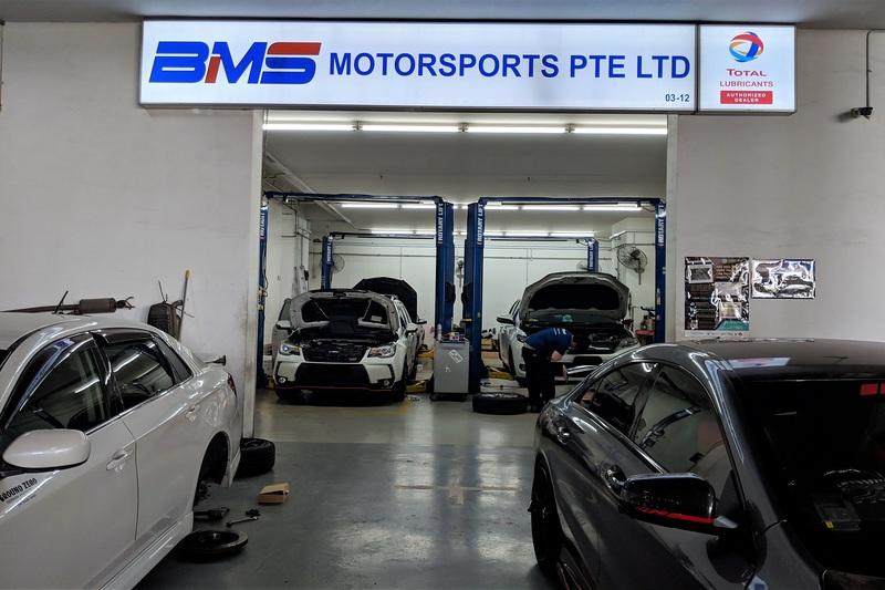 Bms motorsports  woodlands