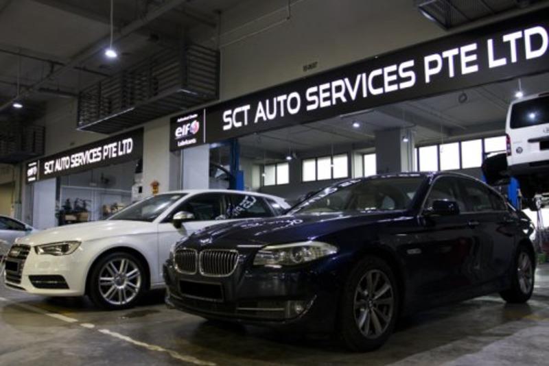 Sct auto services