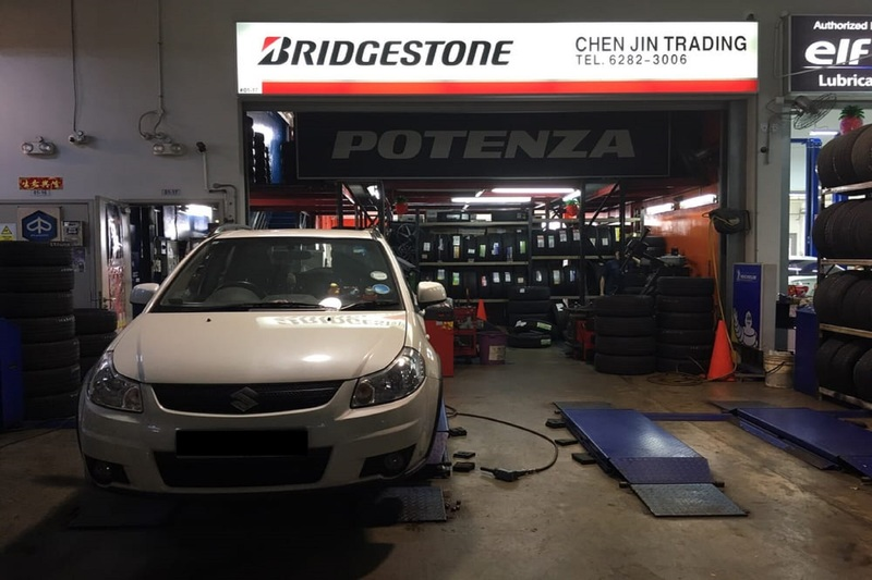 Car Servicing Package (Asian Car)