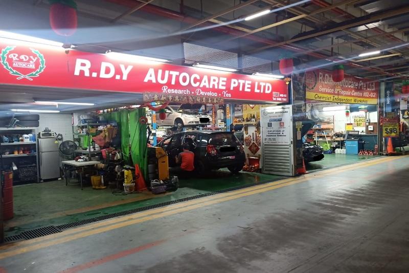 R.d.y. autocare