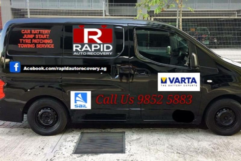 Rapid Auto Recovery Singapore