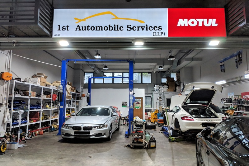 1st automobile services
