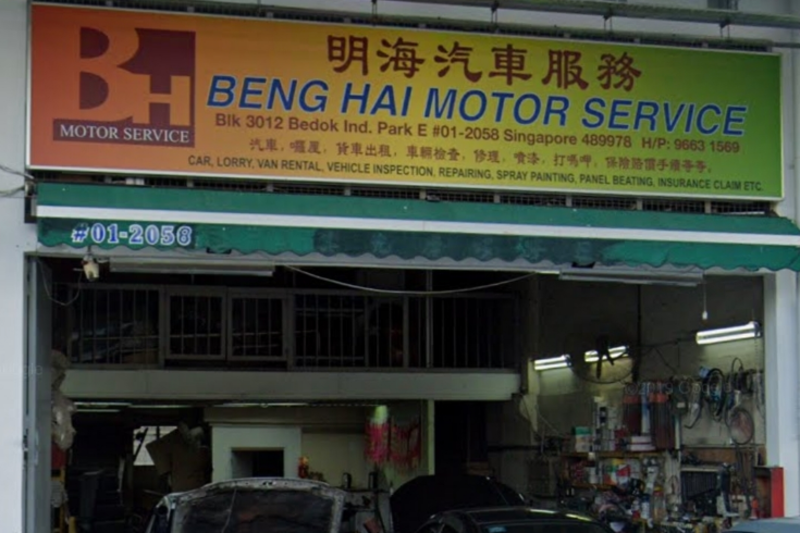 Beng Hai Motor Service