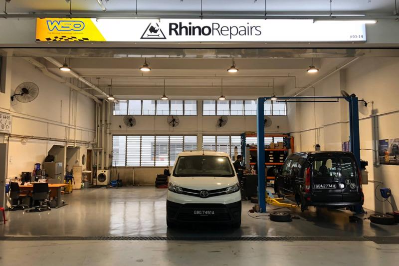 Rhino Repairs