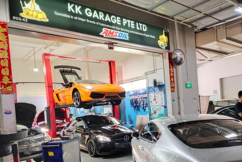 KK Garage