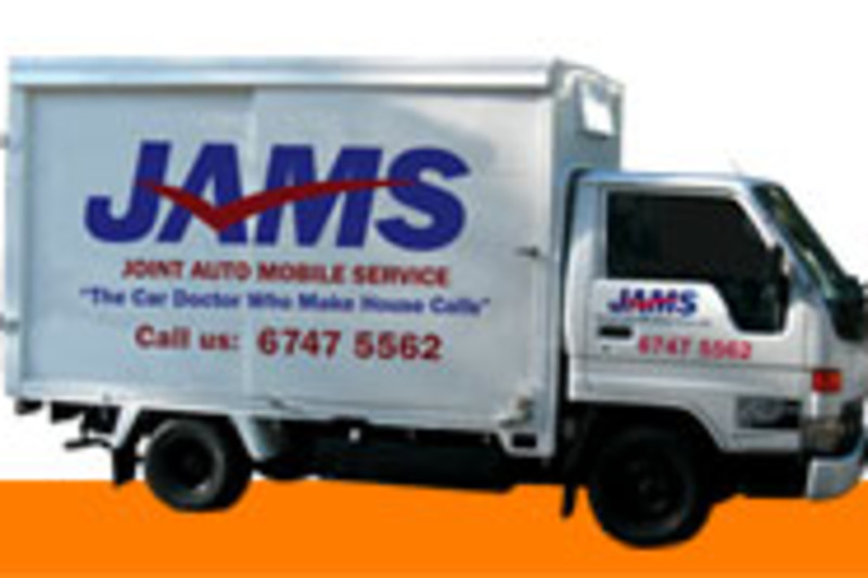 Joint Auto Mobile Service (JAMS)