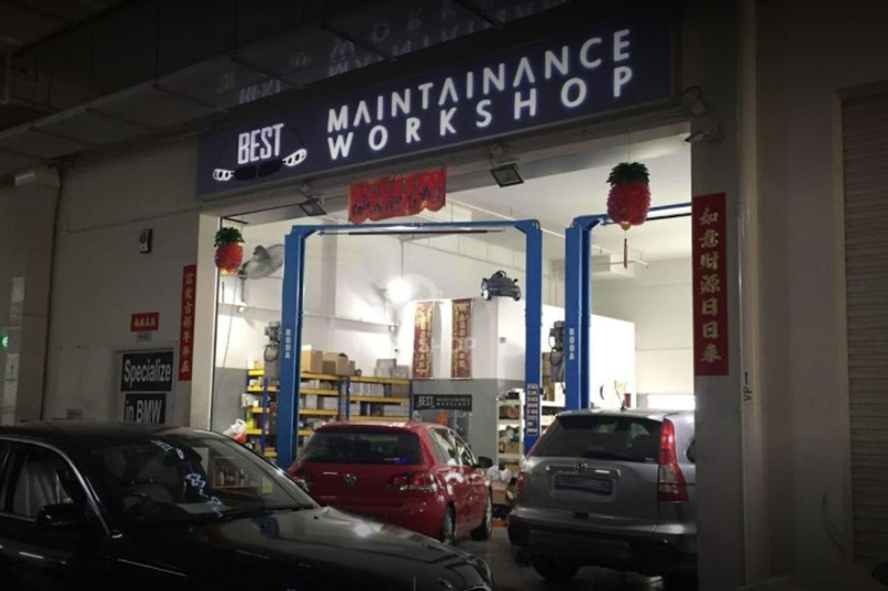 Best maintenance workshop