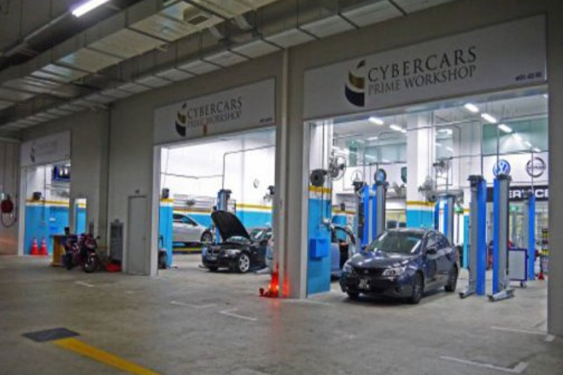 Cyber cars