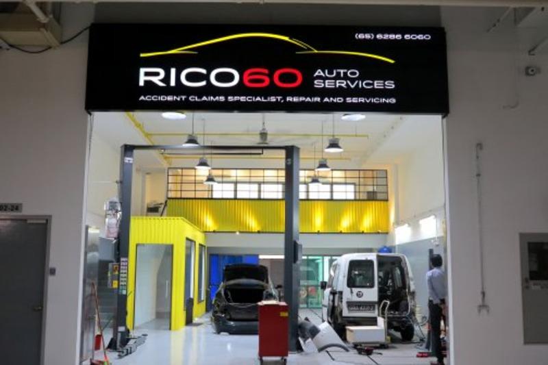 Rico 60 auto