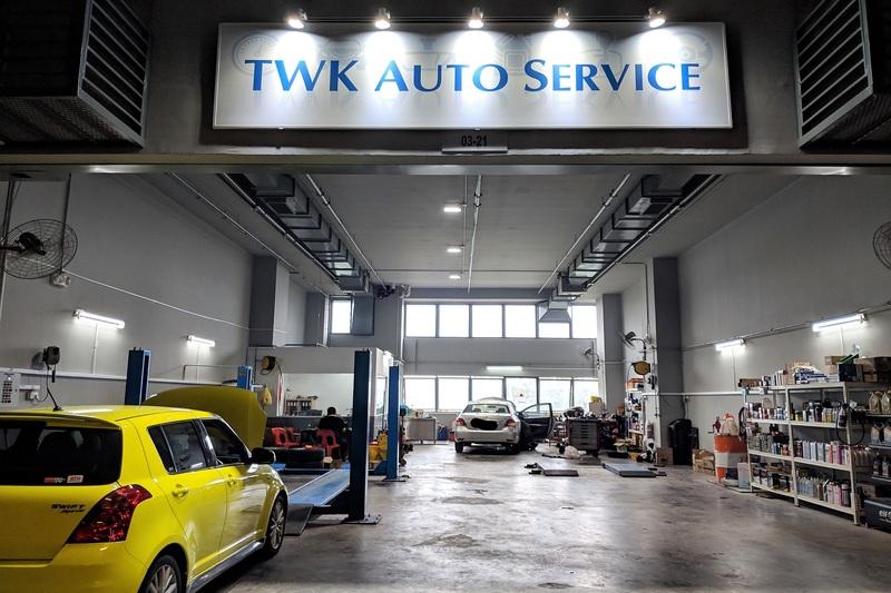 Twk auto service
