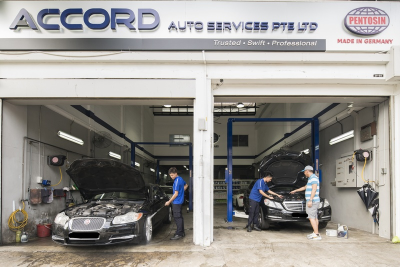 Accord Auto Services (Bukit Merah)