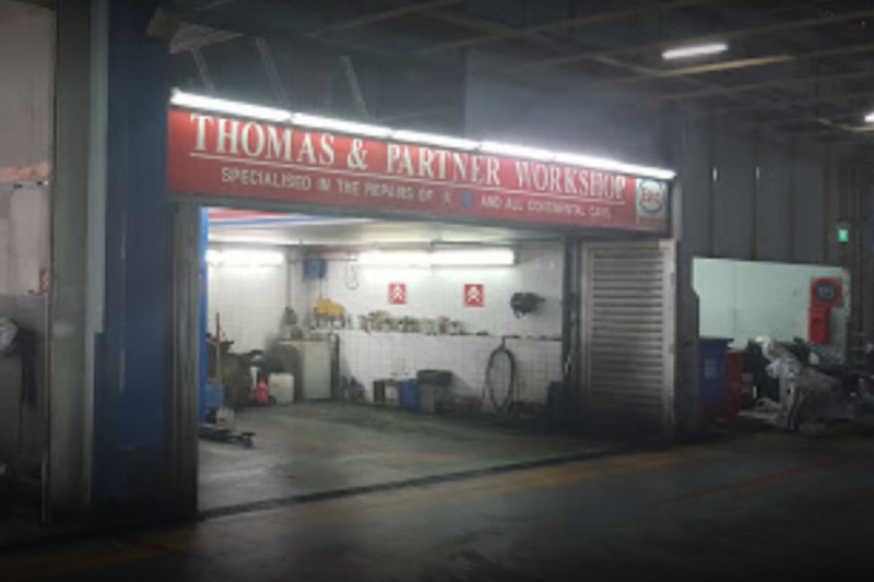 Thomas partner