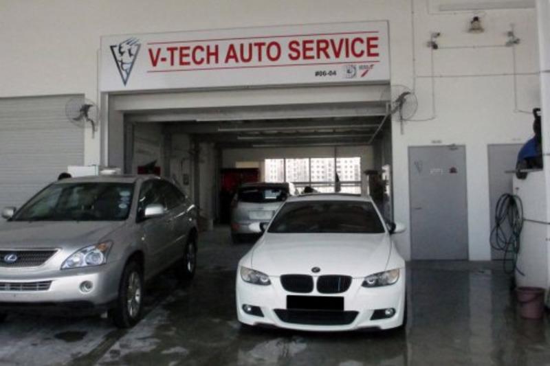 V-Tech Auto Service