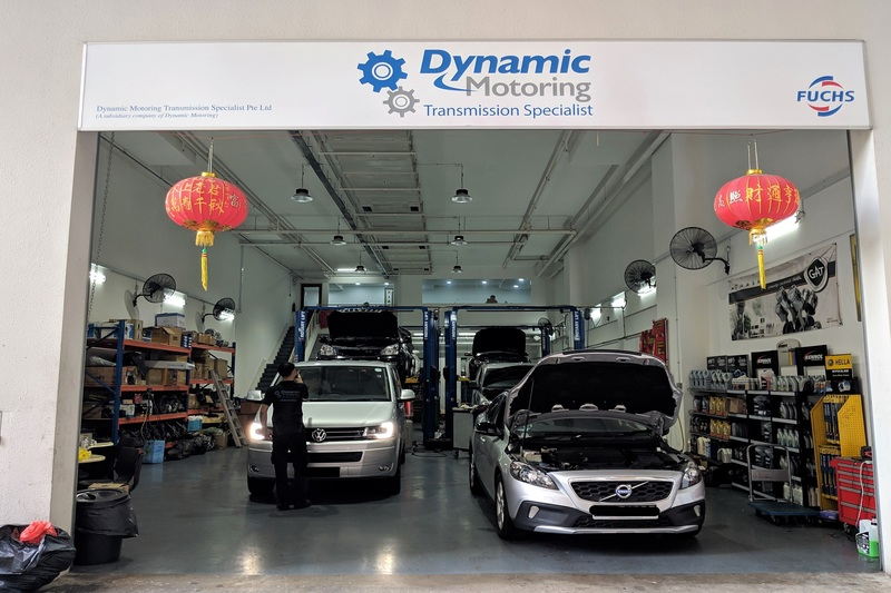 Dynamic motoring transmission specialist