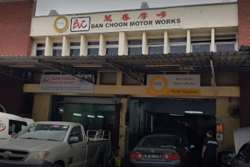 Ban Choon Motor Works