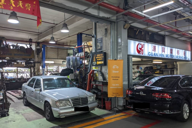Guan Hin Motor Workshop