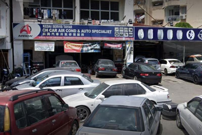 CH Car Workshop Setapak