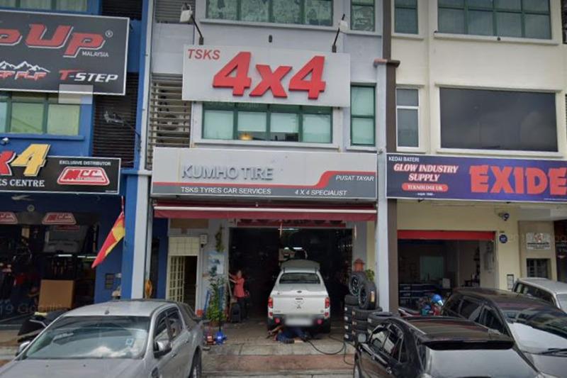 TSKS Tyres Car Services