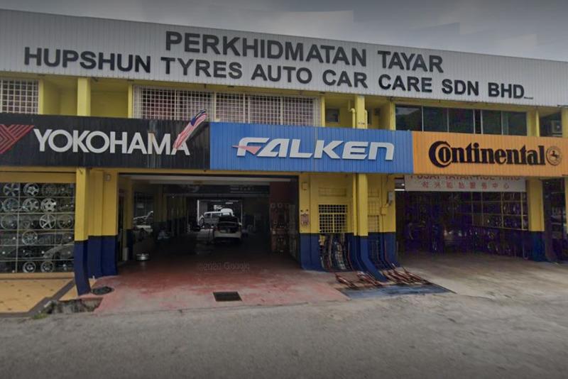 Hupshun Tyres Auto Car Care