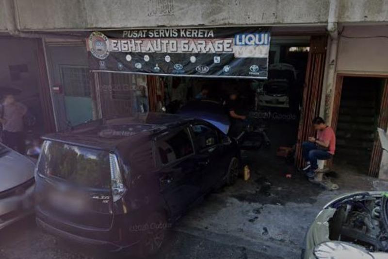 Eight Auto Garage