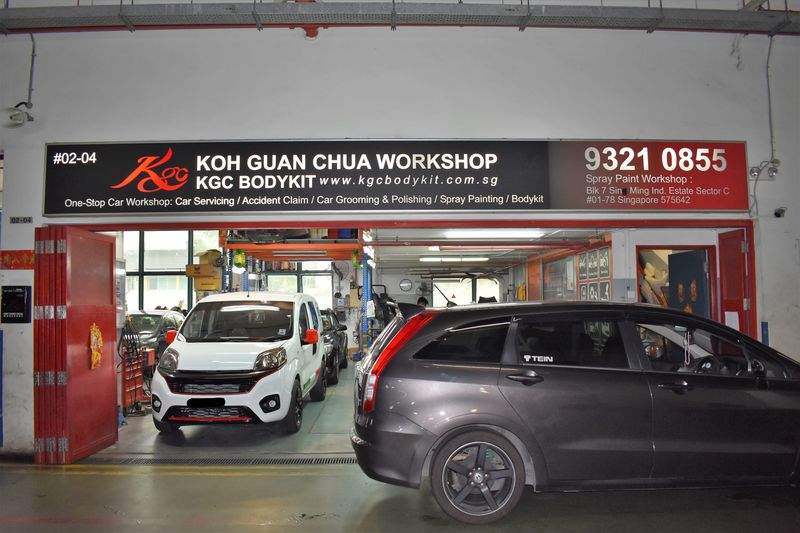 Kgc workshop
