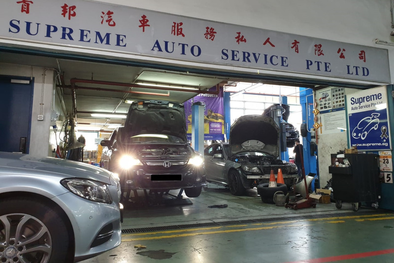Idemitsu 5W40 Servicing Package (Asian Car)