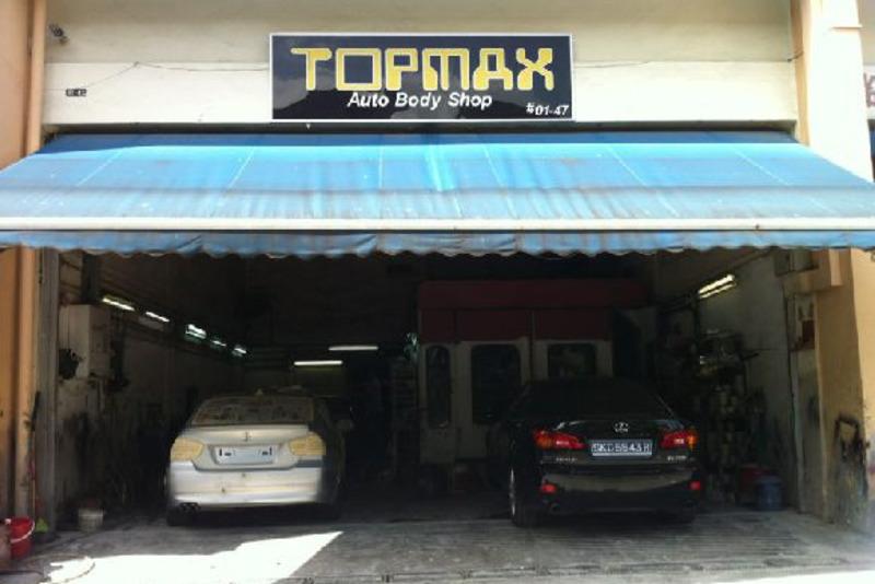 Topmax auto