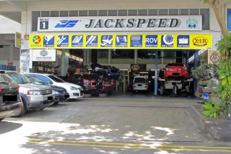 Jackspeed Automobile