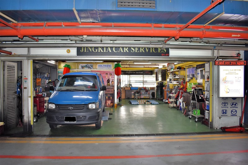 Jingkiacarservices
