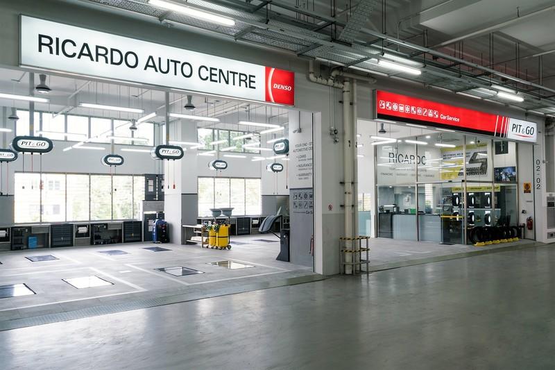Ricardo auto centre