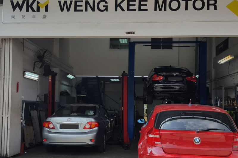 Weng Kee Motor