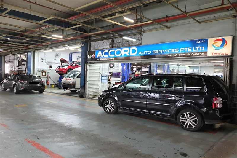 Accord auto services