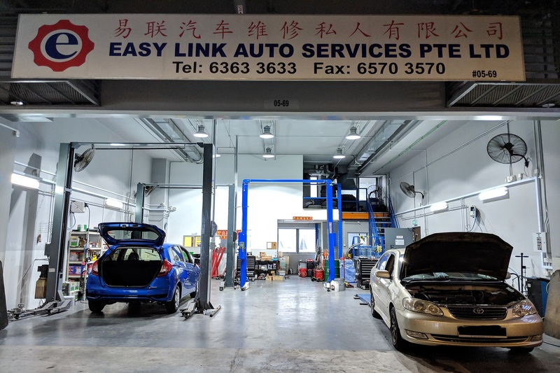 Easy link auto services