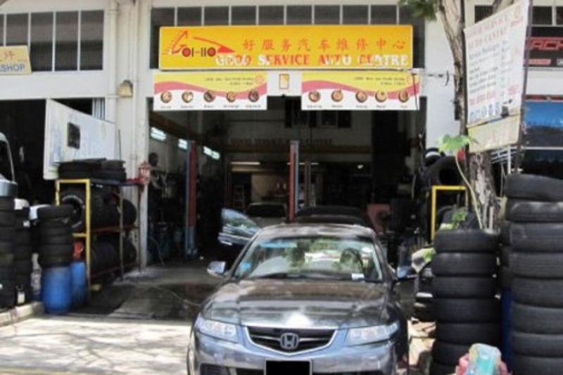 Good service auto centre