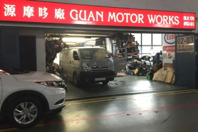 Guanmotorworks