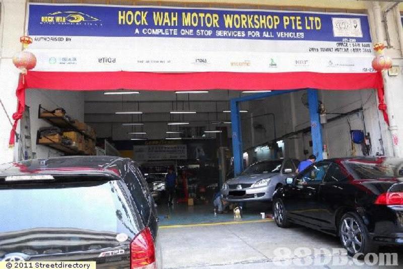 Hock wah motor workshop