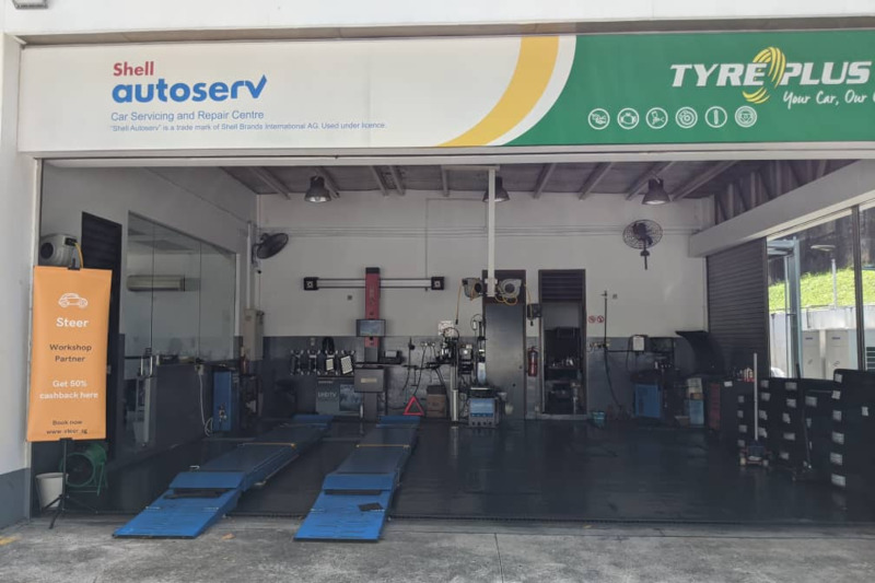 Tyreplus Car Service (Upper Bukit Timah)