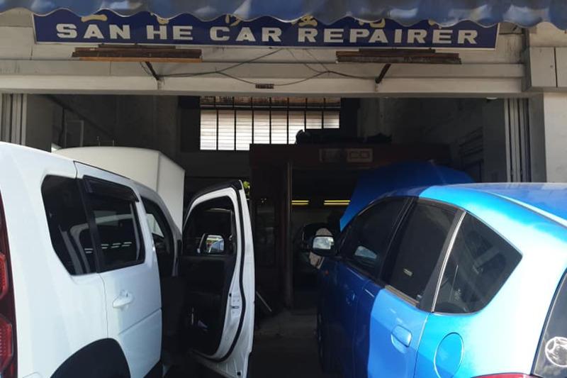 San He Car Repairer