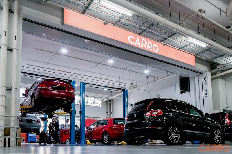 Carro Care Workshop